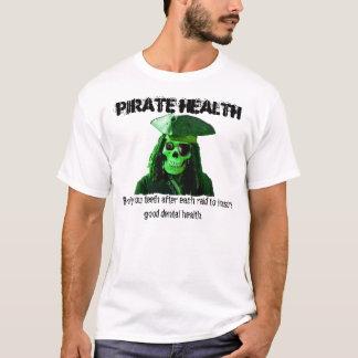 PIRATE HEALTH, dental care T-Shirt