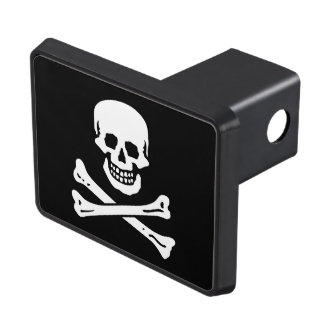 Pirate Hitch Cover