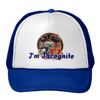 Pirate Incognito IMPORTANT Read About Design Hats