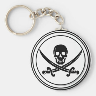 Pirate Key Chain