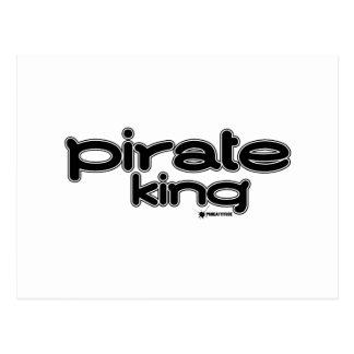 Pirate King Postcards