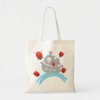 Pirate Ladybugs Bag