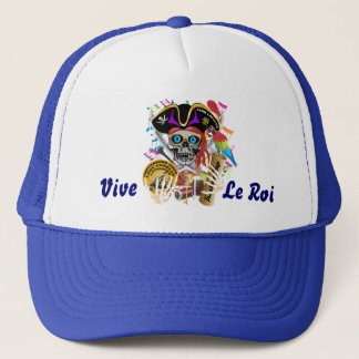 Pirate  Lafitte All Styles View Hints Trucker Hat