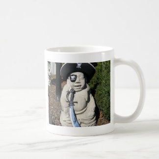 Pirate Laugh Buddha Coffee Mug