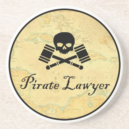 Pirate Lawyer Coaster