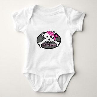 Pirate Little Sister T-shirt