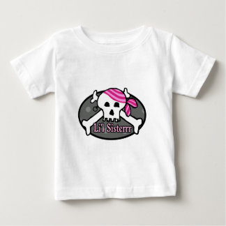 Pirate Little Sister T Shirts