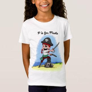 Pirate Lucy Kids Shirt
