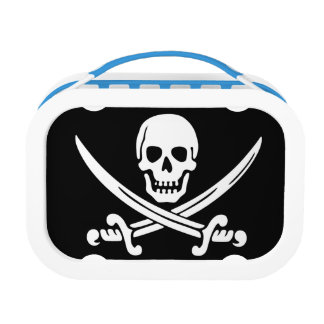 Pirate Lunch Box