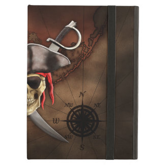 Pirate Map Case For iPad Air