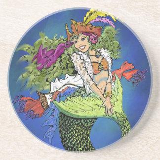 Pirate Mermaid Coaster