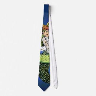 Pirate Mermaid Tie