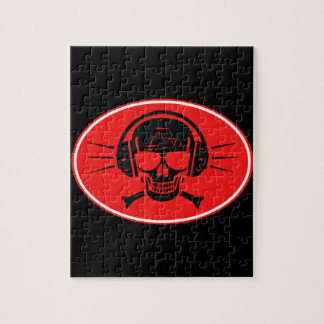 Pirate music jigsaw puzzle
