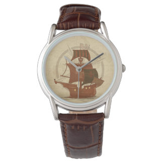 Pirate Mystery Ship Watch