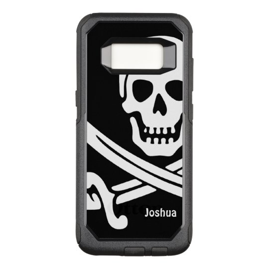 Pirate Name Template OtterBox Commuter Samsung Galaxy S8 Case