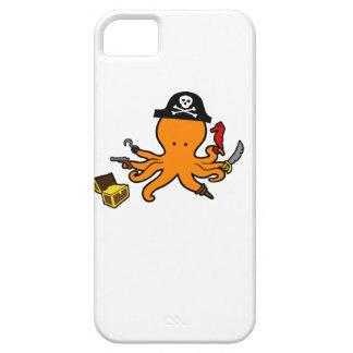 Pirate Octopus iPhone 5 Case
