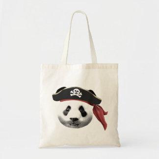 Pirate Panda Bag