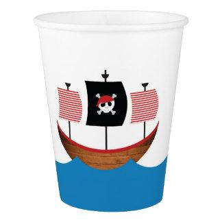 Pirate Paper Cups Paper Cup