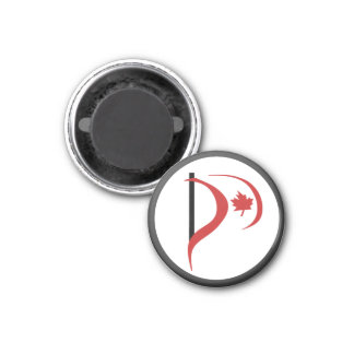 Pirate Party Of Canada Magnet