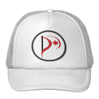 Pirate Party Of Canada Trucker Hat
