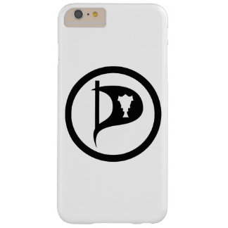 Pirate Party of Iceland Barely There iPhone 6 Plus Case