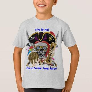 Pirate Party Theme  Mardi Gras Please View Notes T-Shirt