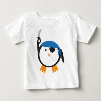 Pirate Penguin Baby T-Shirt