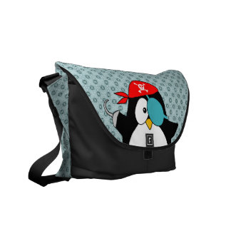 Pirate Penguin Bags Commuter Bag