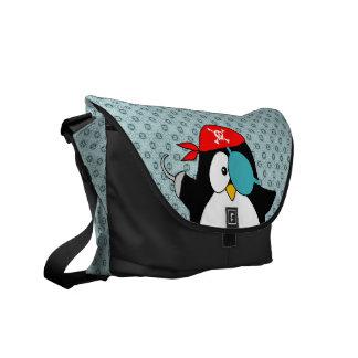 Pirate Penguin Bags Commuter Bag