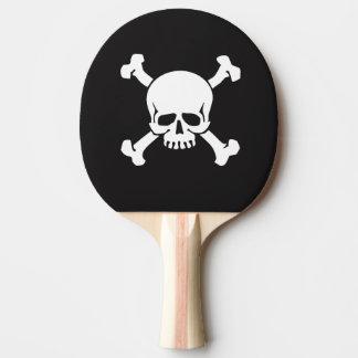 Pirate Ping-Pong Paddle
