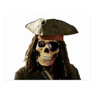 Pirate Postcards