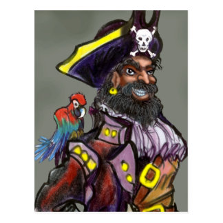 Pirate Postcard