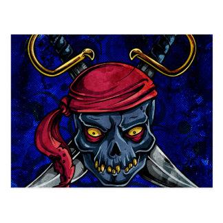 Pirate Post Card