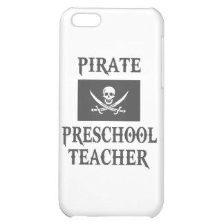 Pirate Preschool Teacher iPhone 5C Cover