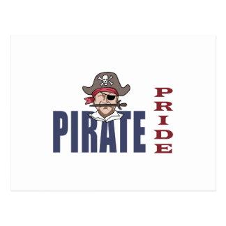 PIRATE PRIDE POSTCARDS