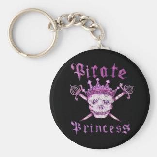 Pirate Princess Keychain