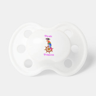 Pirate Princess - Parrot BooginHead® Pacifier