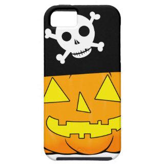 pirate pumpkin case for the iPhone 5