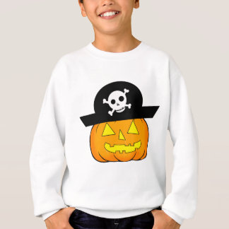 pirate pumpkin sweatshirt