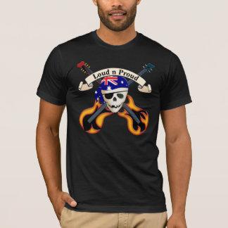 Pirate Rock (Aussie) T-Shirt