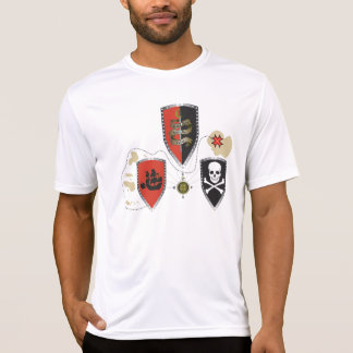 Pirate Shields T-Shirt