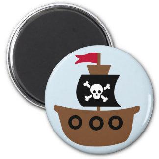 Pirate Ship Magnet