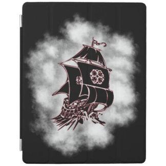 Pirate Ship Nautical iPad Cover