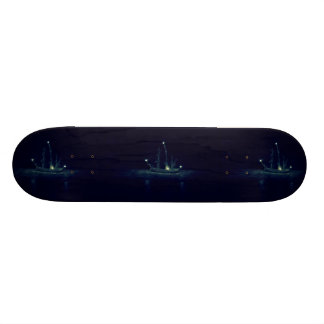 Pirate Ship Skate Deck