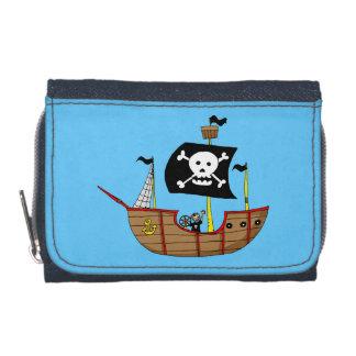 Pirate ship wallets