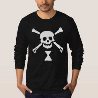 Pirate Shirt:  Flag of Emanuel Wynn T-Shirt