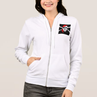Pirate Skull and cross bones Hoodie