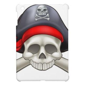 Pirate Skull and Crossbones iPad Mini Case