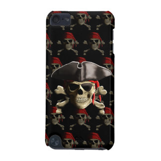 Pirate Skull And Hat iPod Touch (5th Generation) Case