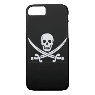 Pirate Skull and Swords iPhone 8/7 Case